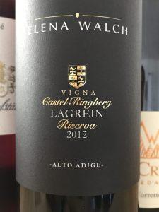 Elena Walch Lagrein Riserva Alto Adige