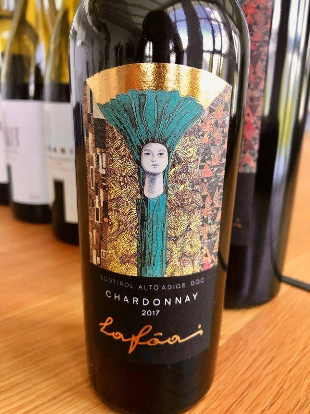 Colterenzio Lafoa Chardonnay Alto Adige wine