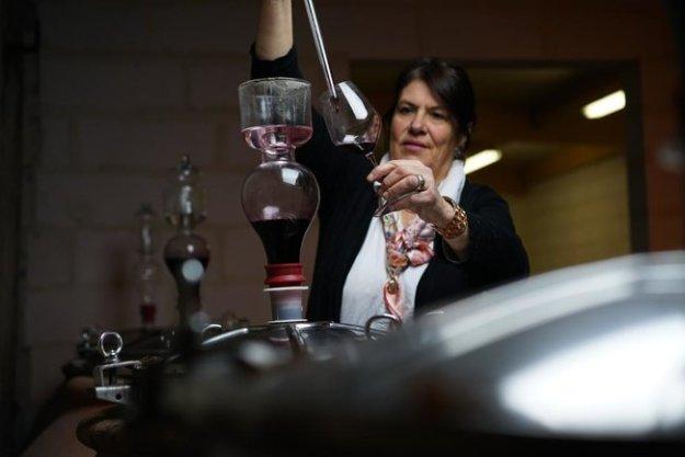 Virginie Aubrion Château de Piote Bordeaux Superieur Demeter biodynamic wine