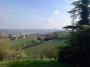 Cremosin Hills La Gironda Piemonte