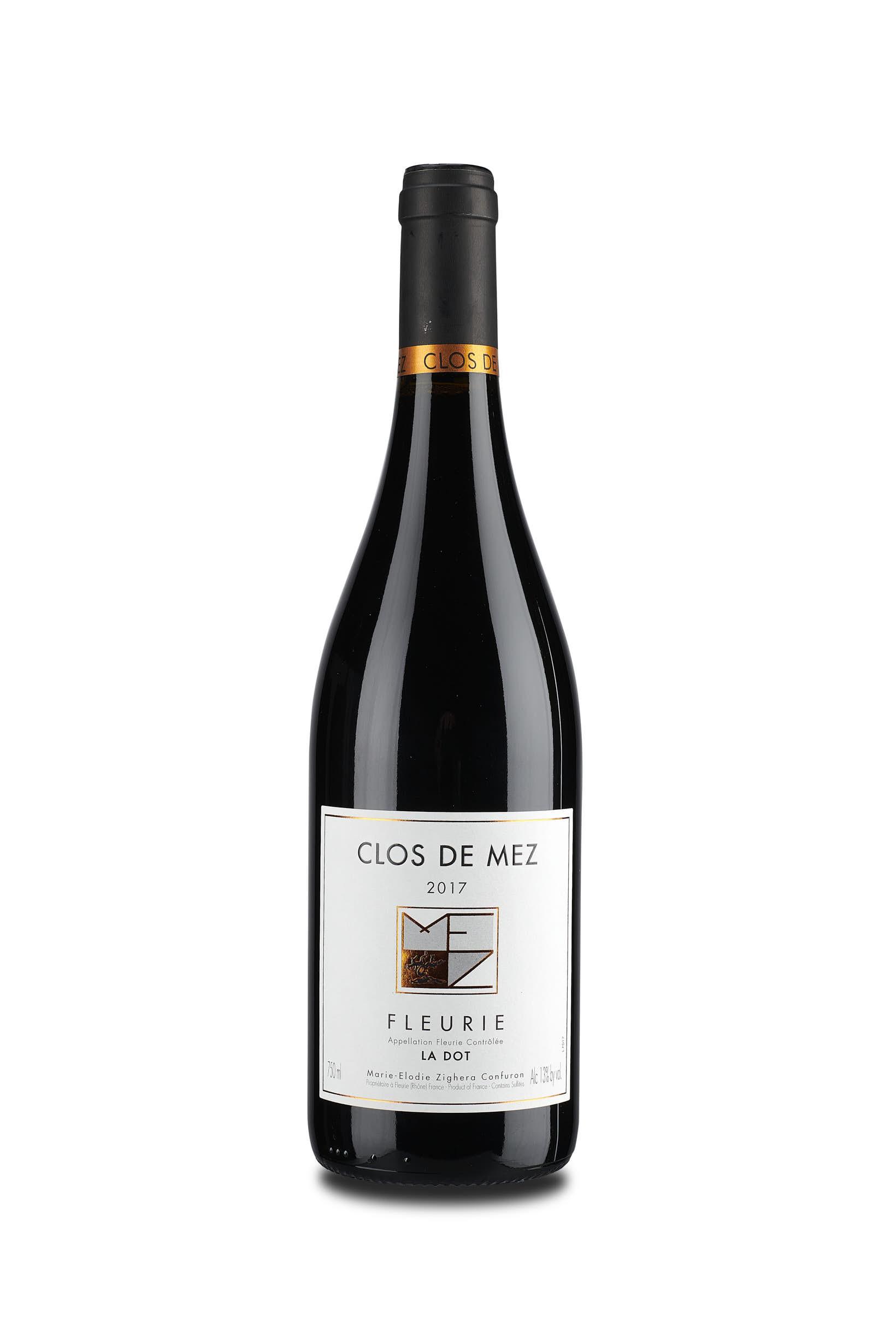Clos de Mez Fleurie cru Beaujolais