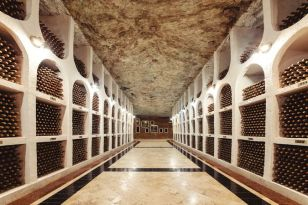 Moldova winery