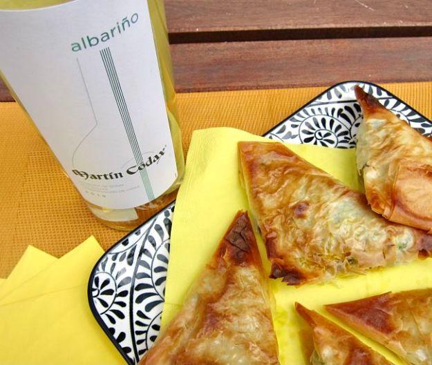 Martin Codax Albariño Rias Baixas Spanich wine