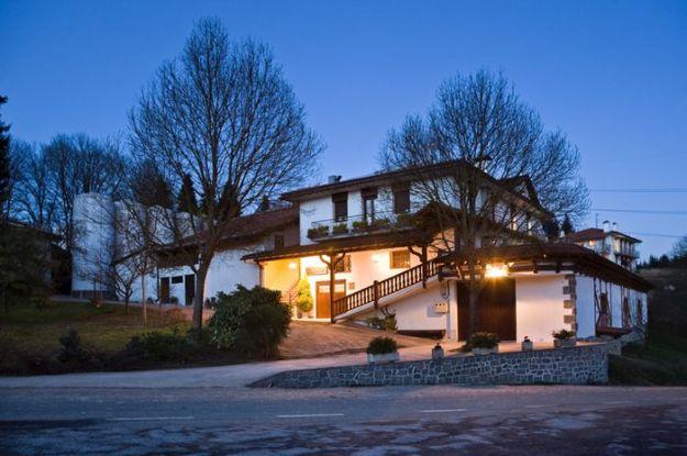 isastegi basque cider house