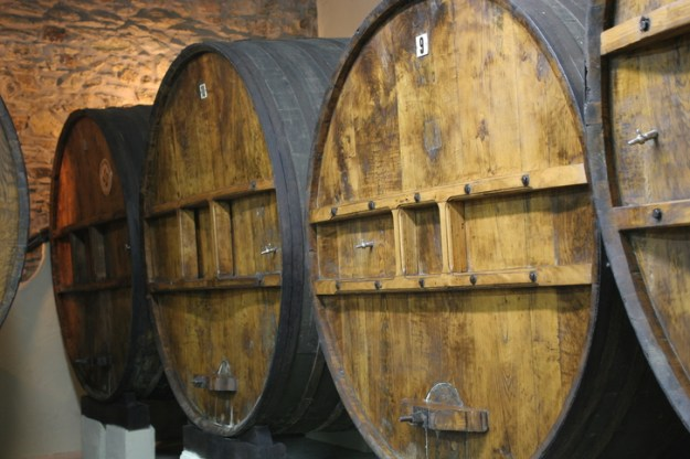 Isastegi cupelas Basque cider