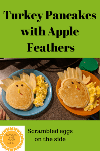 Turkey Pancakes 7 Thanksgiving Day Traditions to Share with Kids