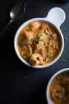 Creamy Seafood Stew