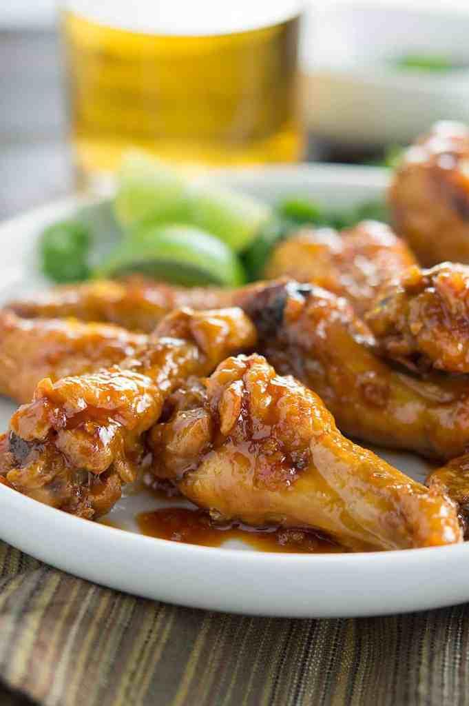Honey Garlic Chipotle Wings dsc_0102