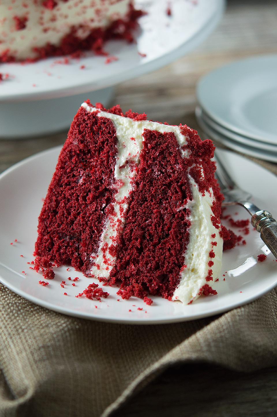 Recipe red velvet cake