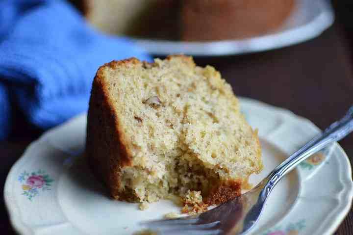 Easy Banana Bread Cake dsc_0493