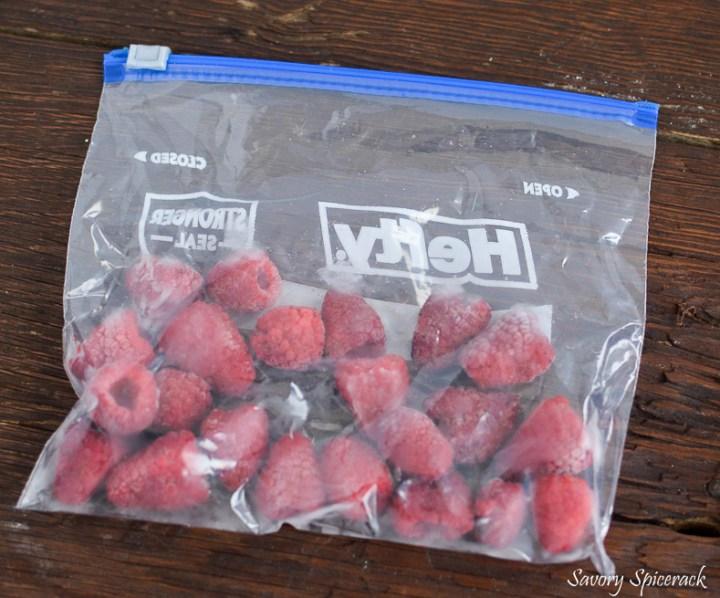 freezing berries 6