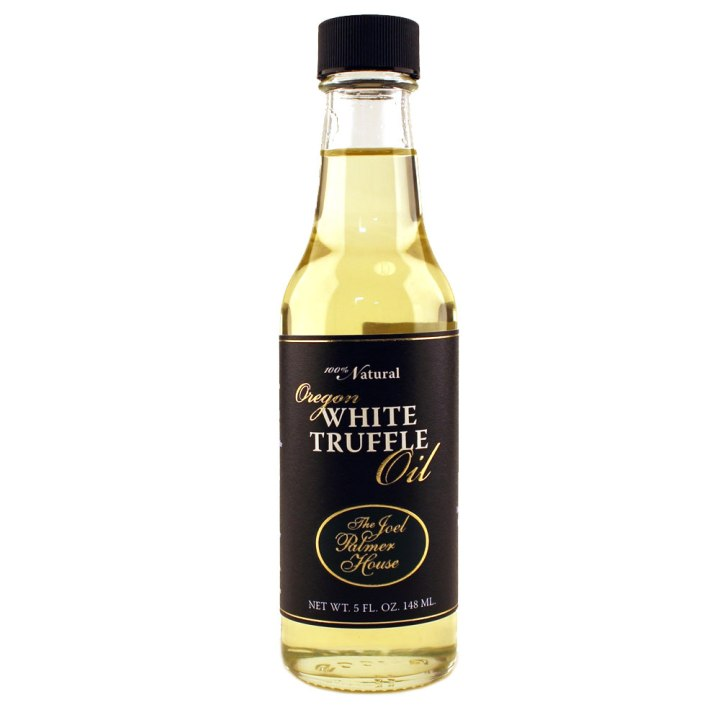 Don't forget your white truffle oil while you grab your truffle salt.
