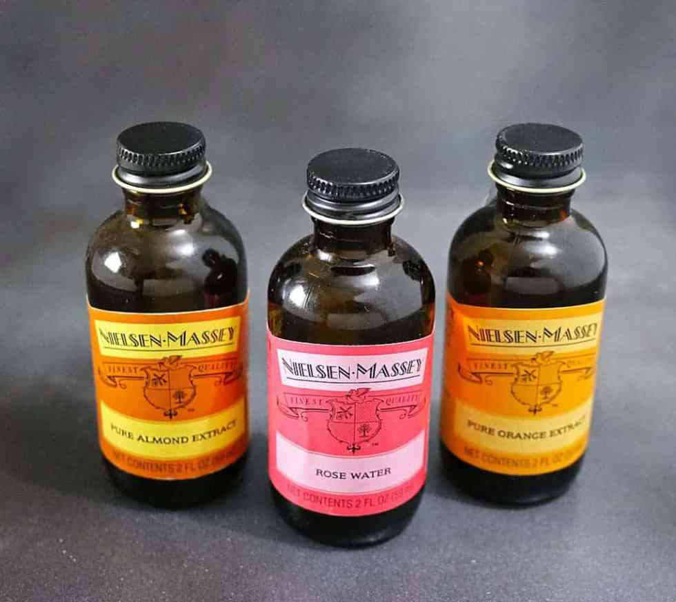 Nielsen Massey Extracts and Flavorings