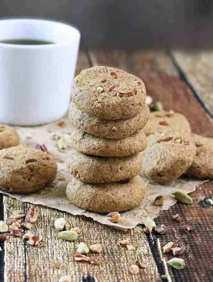 Ginger Cardamom Cookies