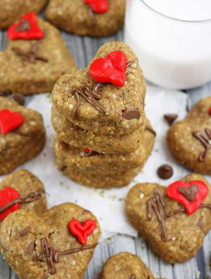 Chocolate Hemp Cookies (Gluten Free)