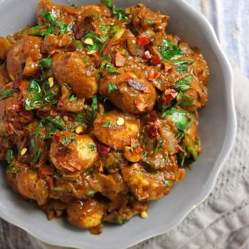 Jackfruit Seed Curry