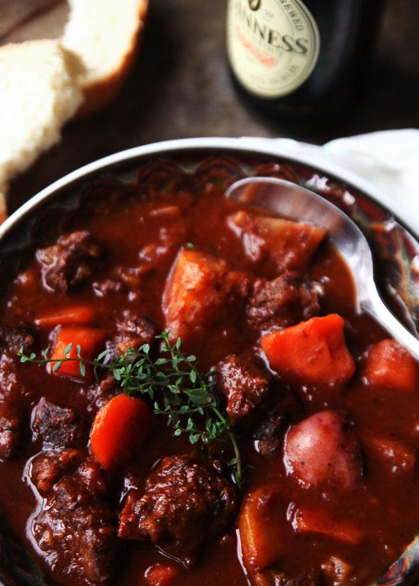 irish beef stew recipe guiness stout easy recipes