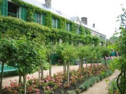 The long slim home of Monet photo - Karen Anderson