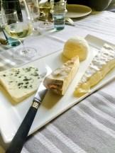 cheese course - photo - Karen Anderson