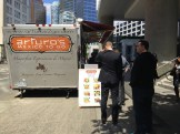 Arturo's Mexico to go Food Truck - photo - Karen Anderson