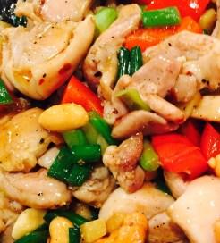 Chicken and Cashew Stir-fry - photo credit - Karen Anderson