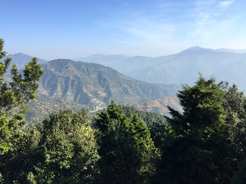 Himalayan Range - photo credit - Karen Anderson