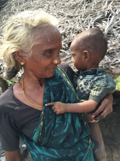 Grandmother with babe - photo credit - Karen Anderson @savouritall
