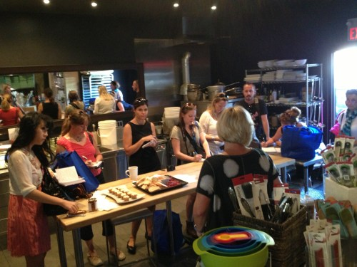 Splurge on an intimate cooking lesson in the back kitchen at CRMR at Home photo - Karen Anderson