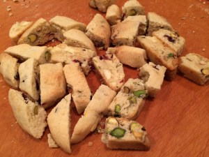 Odd bits can turn into snazzy biscotti bites with a little TLC photo - Karen Anderson