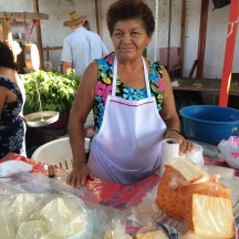 Mexican cheese artisan - photo credit - Karen Anderson