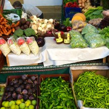 seasonal produce - photo - Karen Anderson