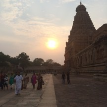 temple life - Brihadeshvara Temple - Tanjore - photo - Karen Anderson