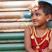 Indian child - photo credit - Karen Anderson