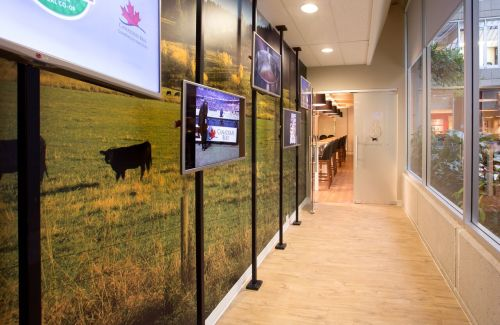 The Canadian Beef Centre of Excellence - photo courtesy of the centre