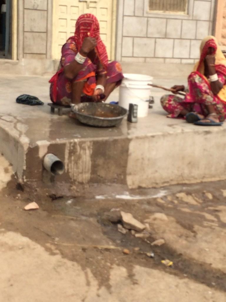 laundry day - Chandelao India - photo credit - Karen Anderson