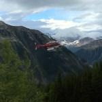 heli hiking - Talus lodge - Karen Anderson