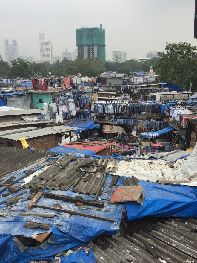 Dharavi slum in Mumbai - savour it all blog - photo by Karen Anderson