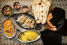 Moti Mahal's famous dishes - photographed by Jared Sych - Avenue Magazine Calgary