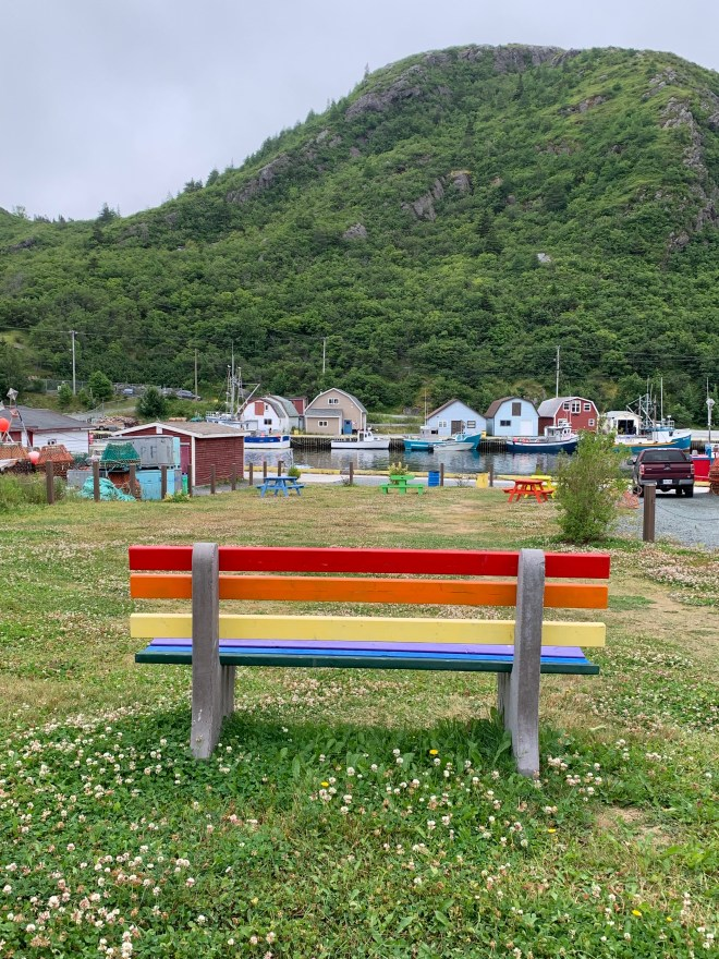 Colourful Petty Harbour