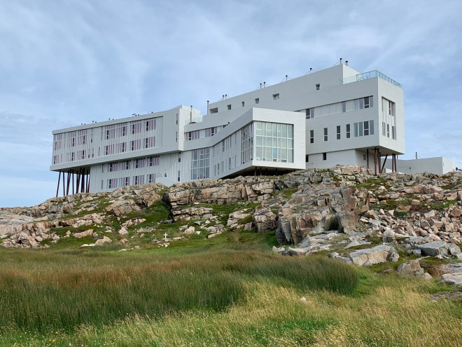 Fogo Island Inn - photo by Karen Anderson