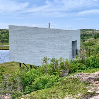 Bridge Studio, Fogo Island Arts - photo by Karen Anderson