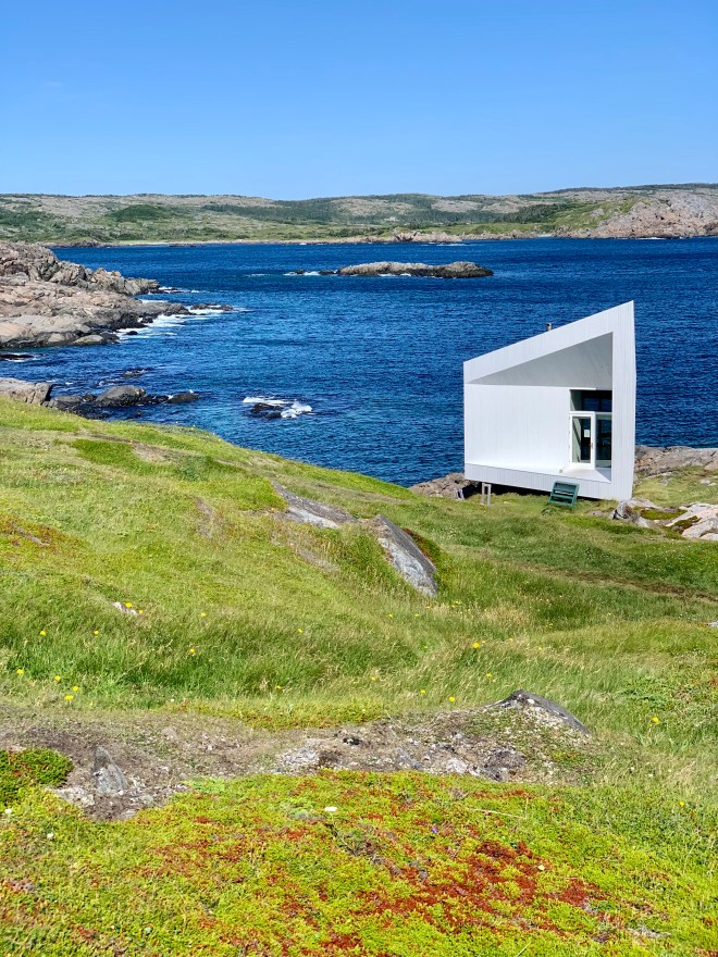 Squish Studio, Fogo Island, NL - photo by Karen Anderson