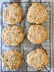 Heartland Nutri Cookie - cookies cooling on a rack
