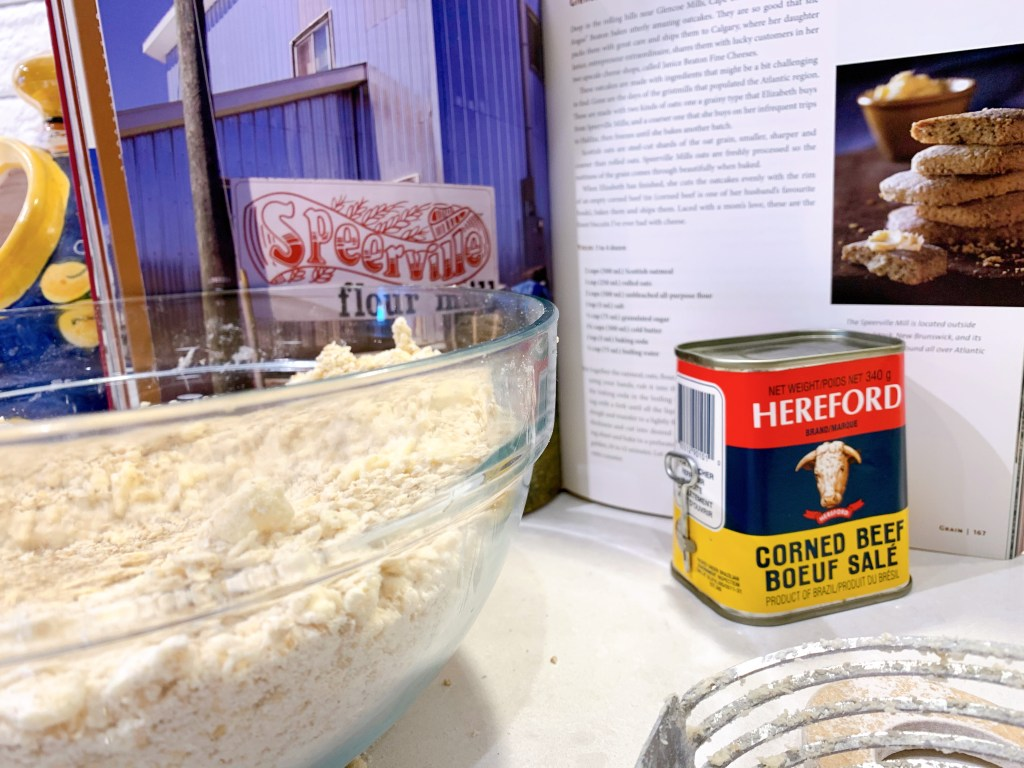 Elizabeth Beaton's Oatcakes
