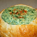 Throwback Thursday: Hot Spinach & Red Pepper Dip