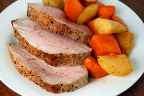 Pork, Pears & Sweet Potatoes 2