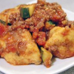 Throwback Thursday: Butternut Squash Gnocchi w/ Moroccan Lamb Sauce