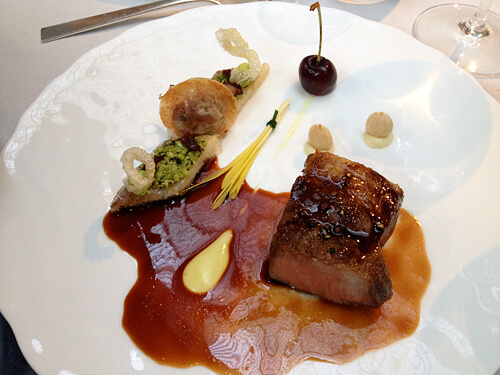 Pork-Cherry-Gastrique