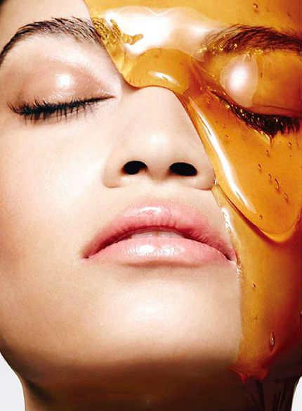 Vaše lice će obožavati med (Foto: Pinterest.com)
