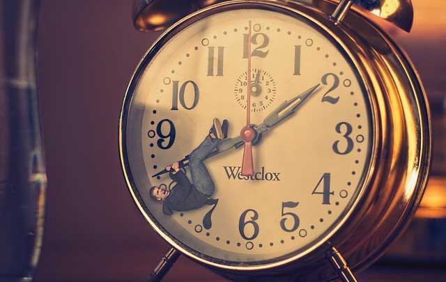 Tik-tak-tik-tak... 2 minuta je dovoljno da se mnoge stvari završe (Foto: MattysFlicks/Flickr.com)